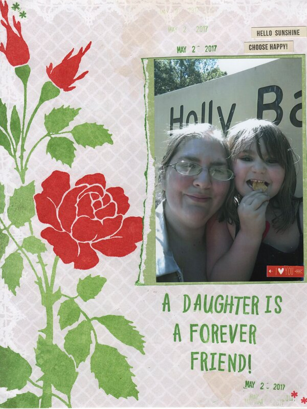 A Daughter is a Forever Friend