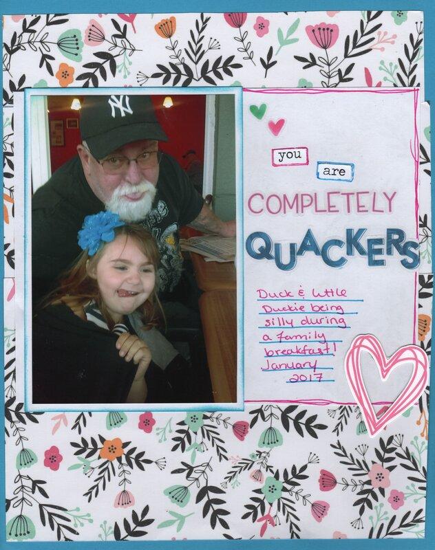 Completely Quackers