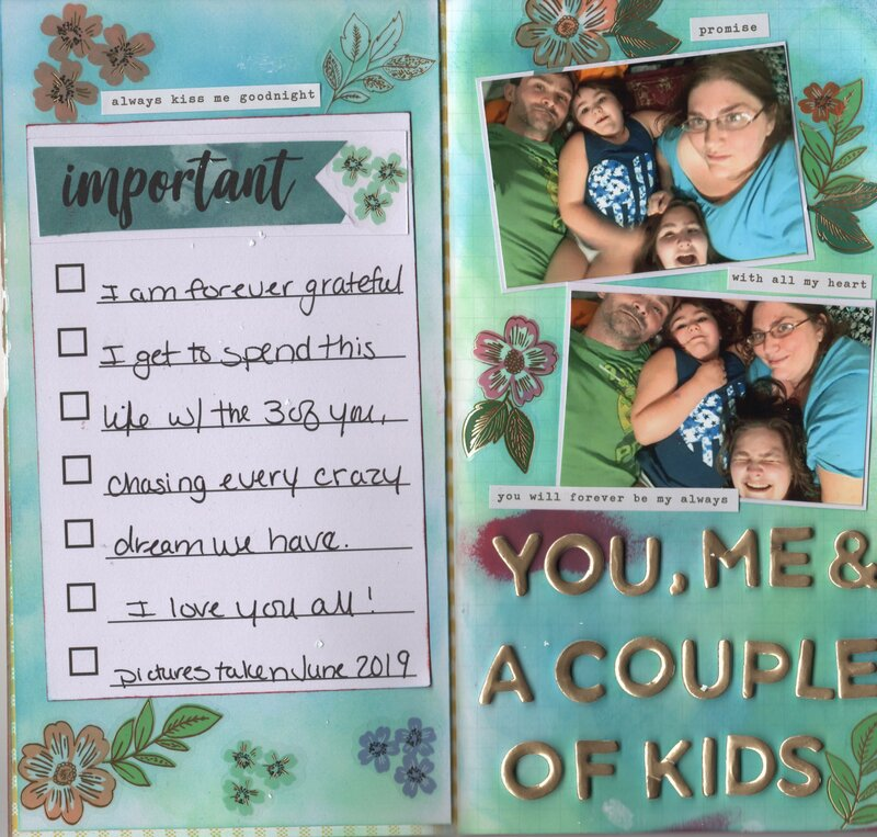 You, Me & a Couple of Kids