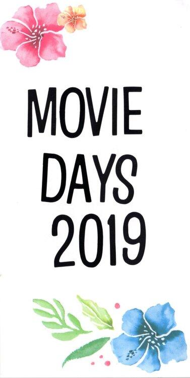 Movie Days 2019