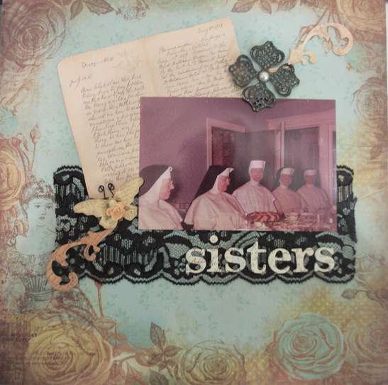 Sisters ~ Scraps of Darkness