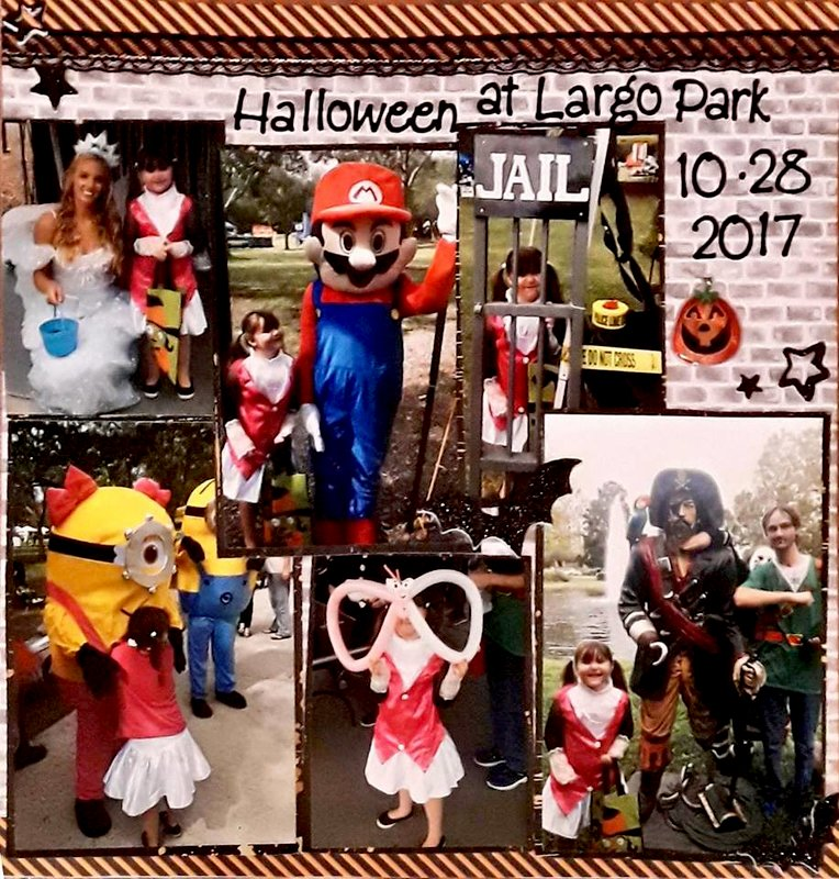 Halloween at Largo Park