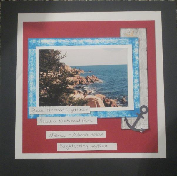 Bass Harbor Lighthouse CSI # 33