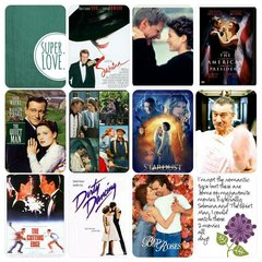My Favorite Romantic Movies