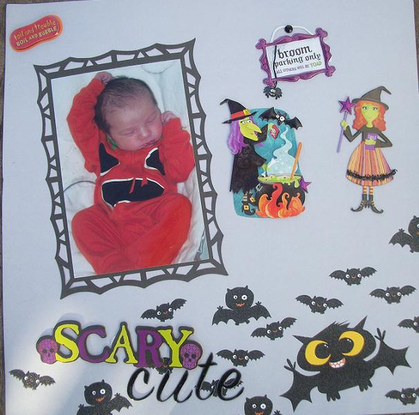 Scary Cute