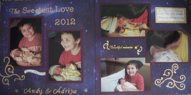 The Sweetest Love 2012