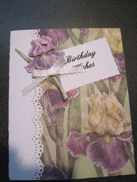 Birthday card