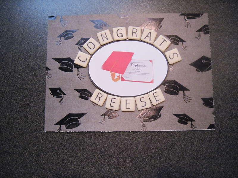 Graducation card