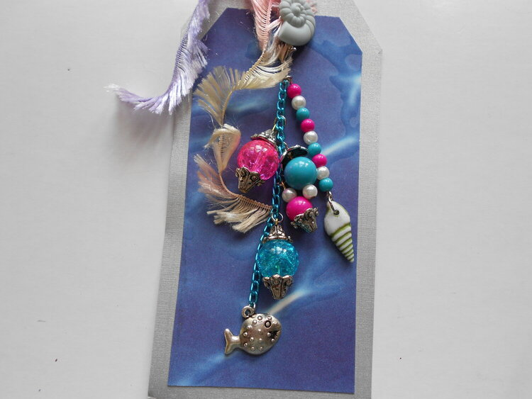 charm dangle for Pebbles sassie 4 for 4 swap