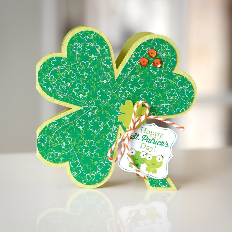 St. Patrick's Day Cards feat. Lori Whitlock and Doodlebug Design