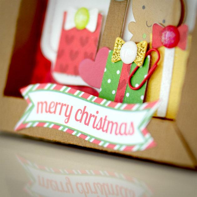 3d Christmas Tree Home Decor