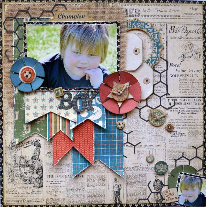 ~Scrabook Ideas Magazine~