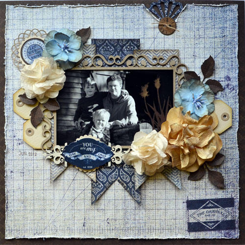 ~The dusty attic & Manor house creations DT~