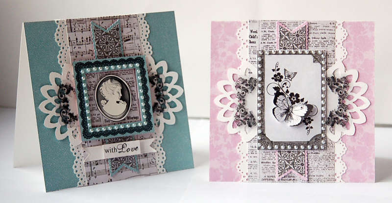 Publsihed in Scrapbook creations magazine March 2012