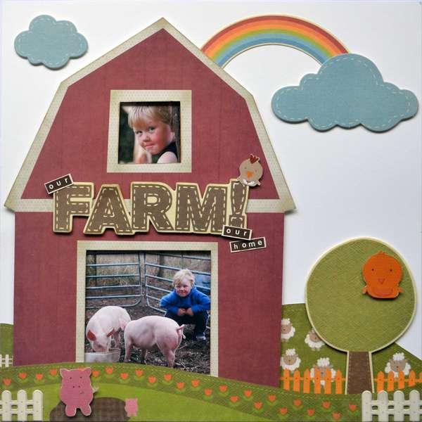 ~Kaisercraft DT~ 'Our Farm'