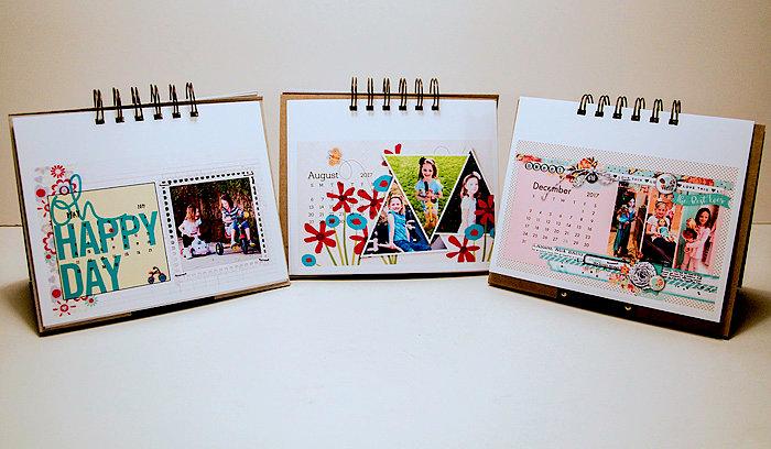 2017 desk calendars!