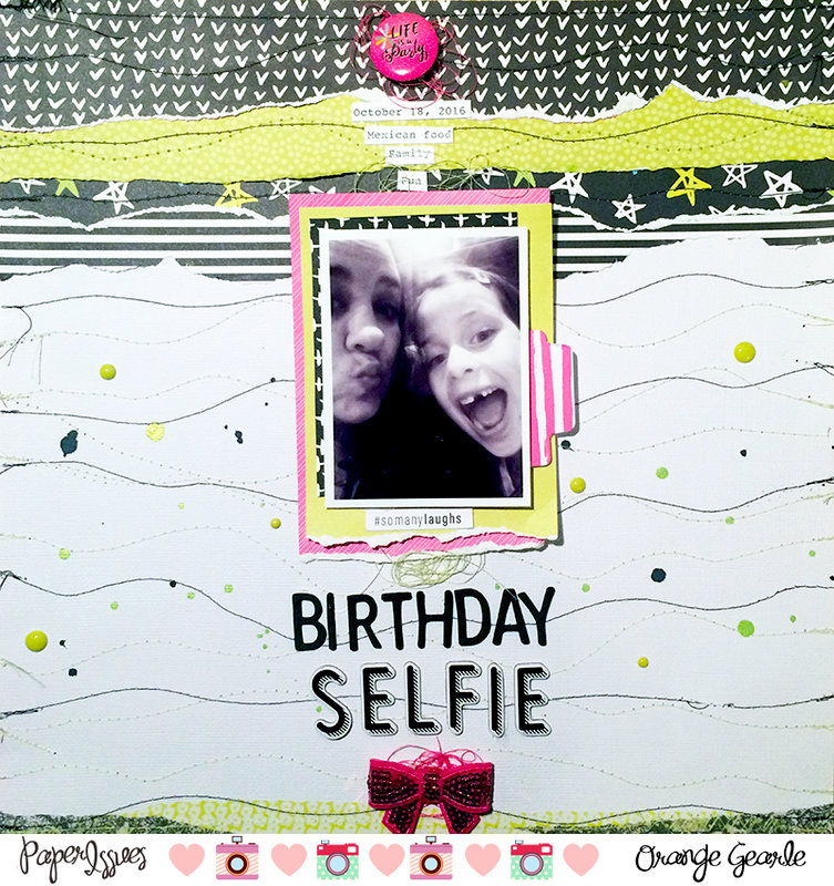 ..:: birthday selfie ::..