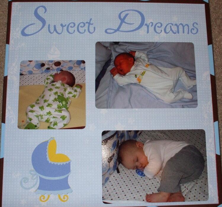 Sweet Dreams Little Buddy 1