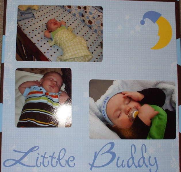 Sweet Dreams Little Buddy 2