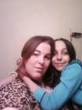 me and one of my lil sister