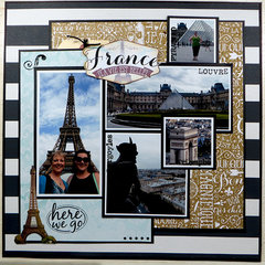 France Layout