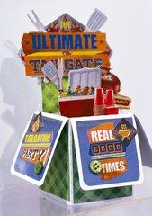Tailgate Box Card