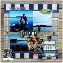 Lake Life Layout