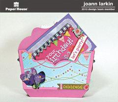 Birthday Girl Card & Purse