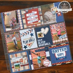 Baseball Pocket Page