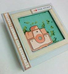 Shaker Mini album Camera