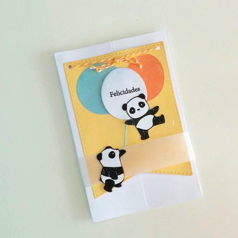Panda Birthday
