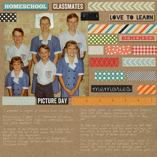 Homeschool Classmates