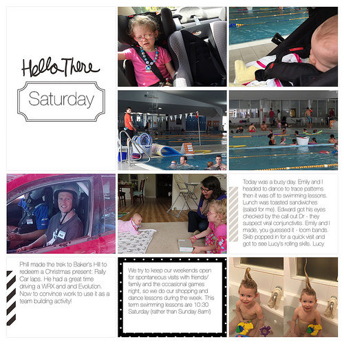 Week in the Life: Saturday