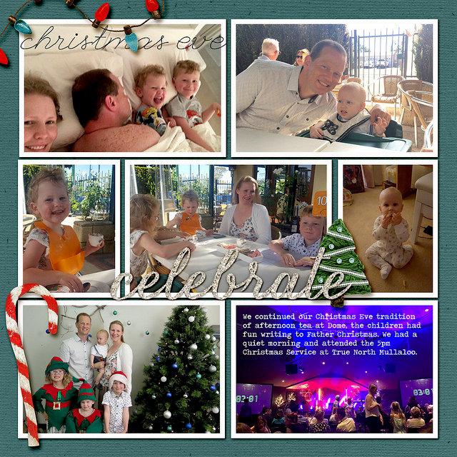 December Daily 2016 Christmas Eve