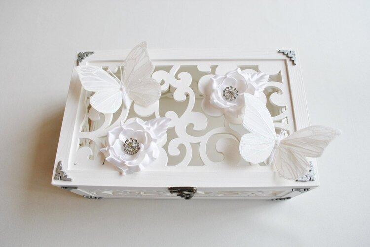 Bride & Groom Love Letter Box