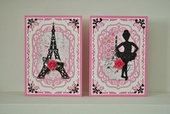 Paris Recital Cards