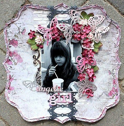 Angelic Girl **Donna Salazar**
