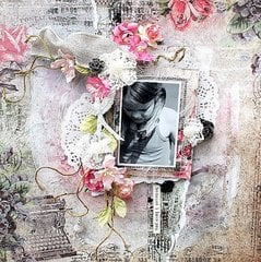 Because I love you **Swirlydoos Scrapbook Kit Club**