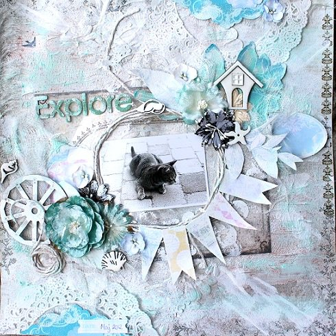 Explore **Scraps of Elegance**