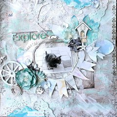 Explore **Scraps of Elegance**