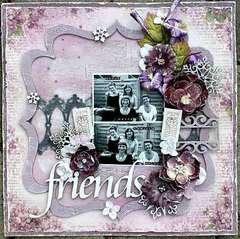 Friends **Pion Design & Dusty Attic**