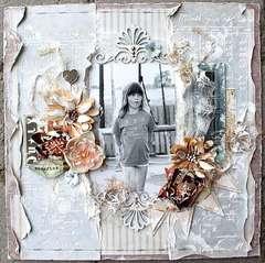 July Memories **Scraps of Elegance**