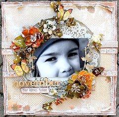 November ~ when leaves are falling **Petaloo**