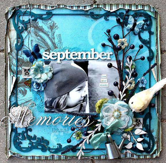 September Memories **Petaloo**