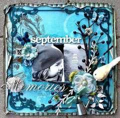 September Memories **Petaloo**
