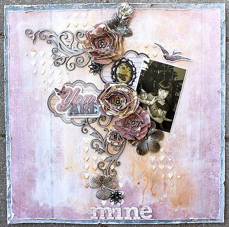 You are mine **Donna Salazar**