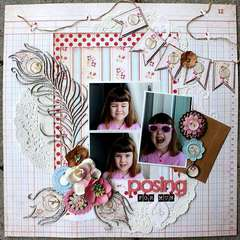 Posing for Mum **Epiphany Crafts**
