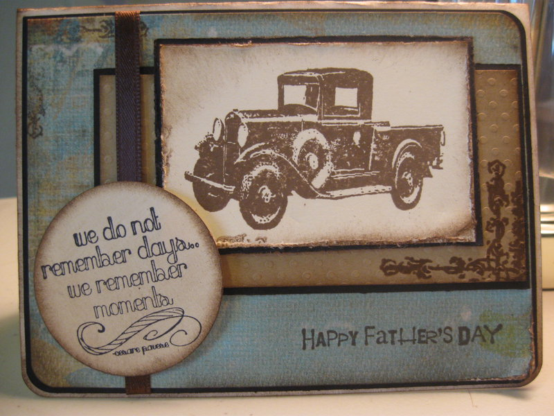 Vintage Fathers Day