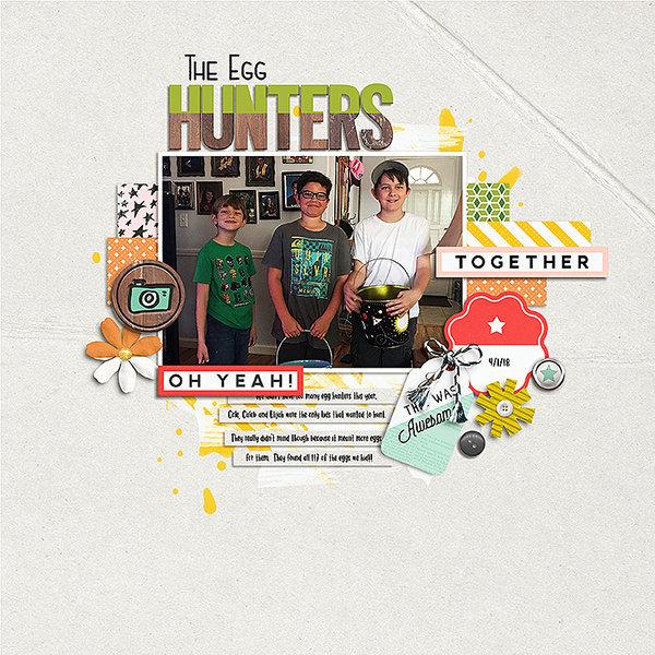 The Egg Hunters