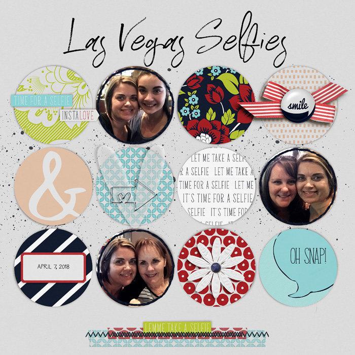 Las Vegas Selfies